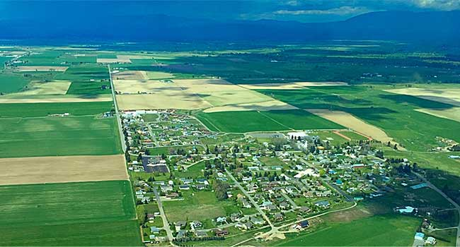 Gallatin Area Airplane Tours Near Bozeman