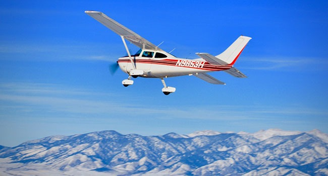 Scenic Airplane Tours Across Montana